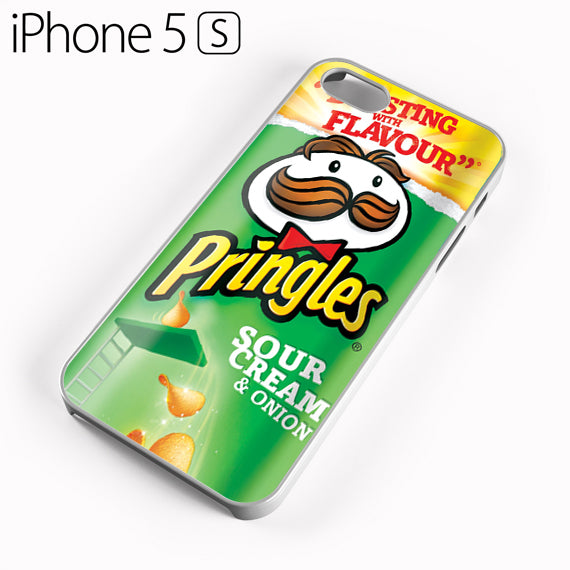pringles potato bursting - iPhone 5 Case - Tatumcase