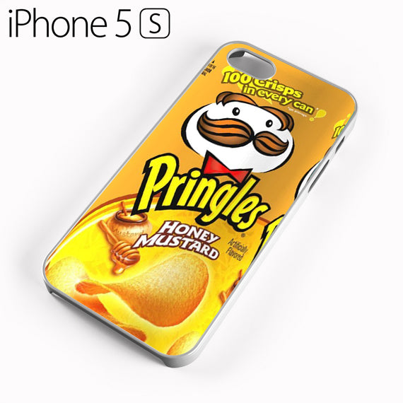 pringles potato honey mustard - iPhone 5 Case - Tatumcase