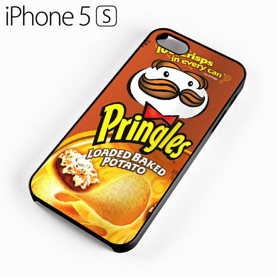 pringles potato loaded baked potato - iPhone 5 Case - Tatumcase