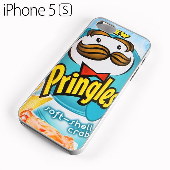 pringles sost shell crab - iPhone 5 Case - Tatumcase