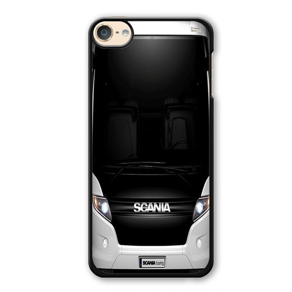 Scania Bus Phonecase Cover Case For Apple Ipod 4 Ipod 5 Ipod 6