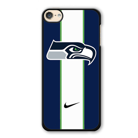 Seahawks Football Phonecase Cover Case For Apple Ipod 4 Ipod 5 Ipod 6
