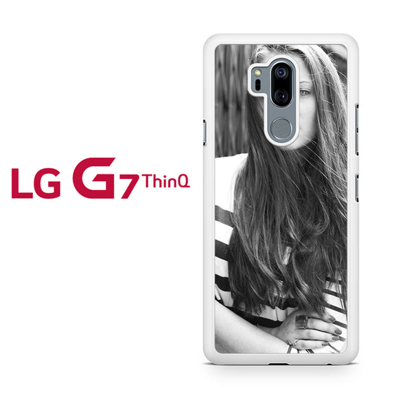 sophie turner 10, LG G7 ThinQ Case, Tatumcase
