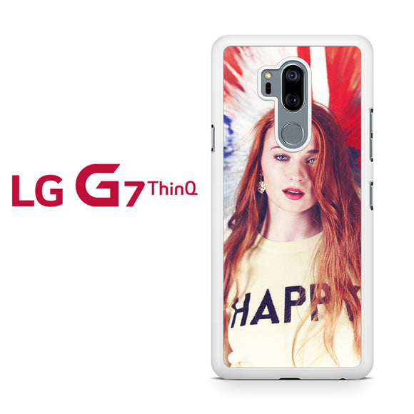 sophie turner 11, LG G7 ThinQ Case, Tatumcase