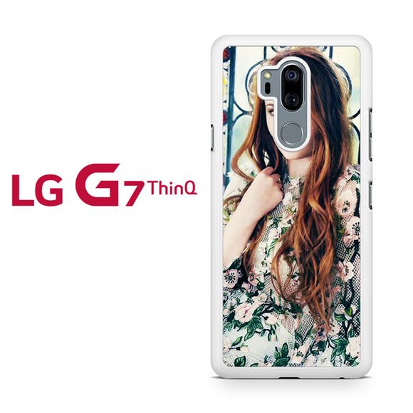 sophie turner 13, LG G7 ThinQ Case, Tatumcase