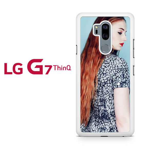 sophie turner 6, LG G7 ThinQ Case, Tatumcase