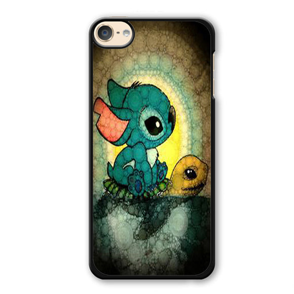 Sticth And The Turtle Phonecase Cover Case For Apple Ipod 4 Ipod 5 Ipod 6