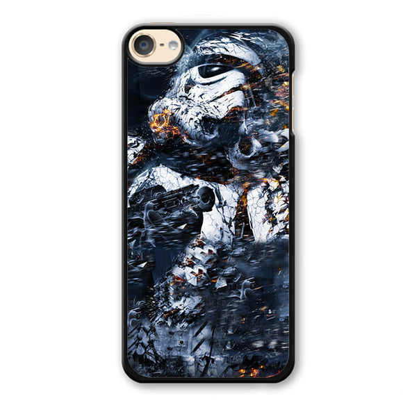 Stormtrooper Star Wars Phonecase Cover Case For Apple Ipod 4 Ipod 5 Ipod 6
