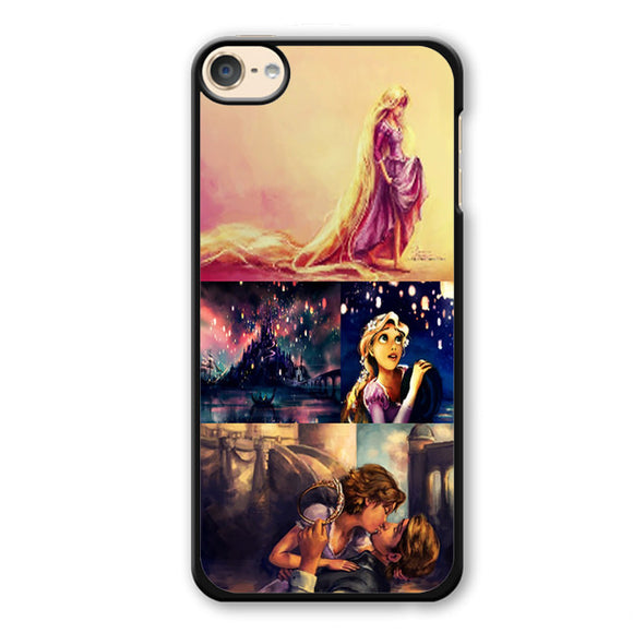 Tangled Story Phonecase Cover Case For Apple Ipod 4 Ipod 5 Ipod 6