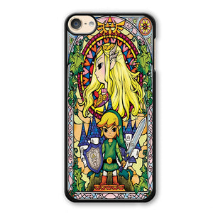 The Legend Of Zelda 4 Phonecase Cover Case For Apple Ipod 4 Ipod 5 Ipod 6