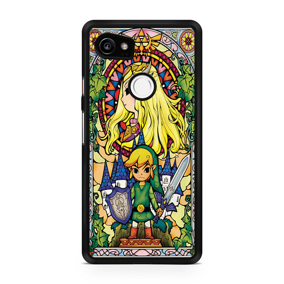 the legend of zelda, Custom Phone Case, Google Pixel 2 XL Case, Pixel 2 XL Case, Tatumcase