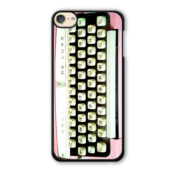 Typewriter Phonecase Cover Case For Apple Ipod 4 Ipod 5 Ipod 6