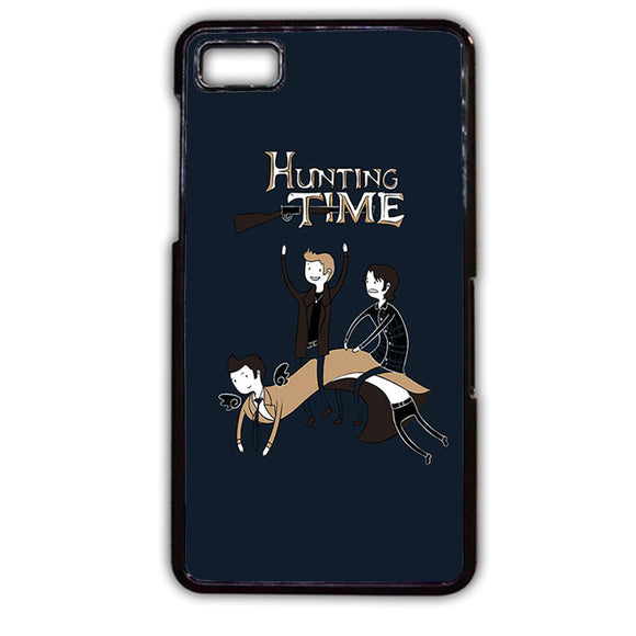 Adventure Time Supernatural TATUM-353 Blackberry Phonecase Cover For Blackberry Q10, Blackberry Z10 - tatumcase