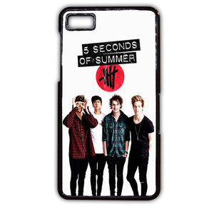 5 Sos Band TATUM-115 Blackberry Phonecase Cover For Blackberry Q10, Blackberry Z10 - tatumcase