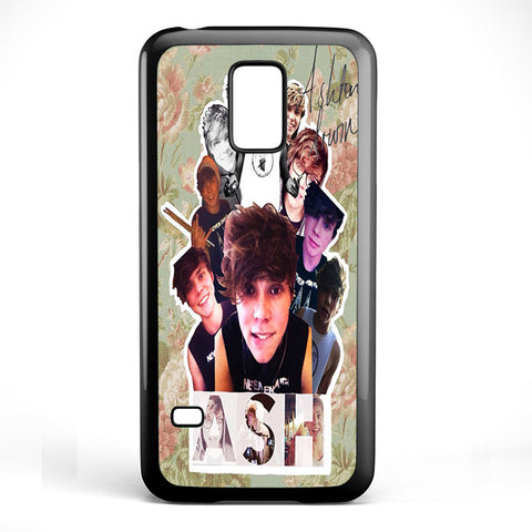 5 Seconds Of Summer Ash TATUM-76 Samsung Phonecase Cover Samsung Galaxy S3 Mini Galaxy S4 Mini Galaxy S5 Mini