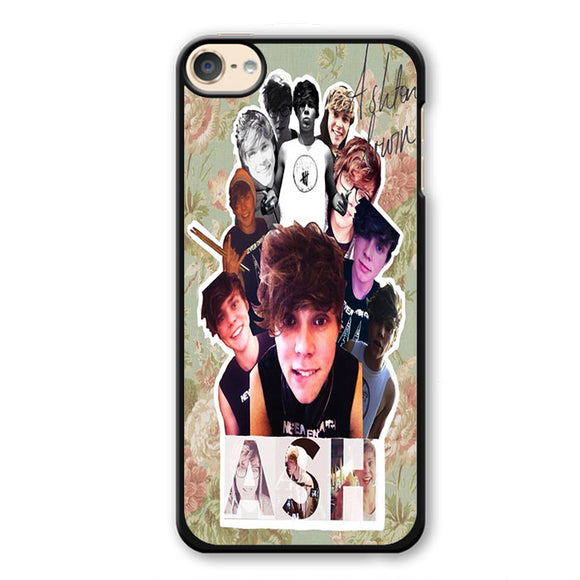 5 Seconds Of Summer Ash TATUM-76 Apple Phonecase Cover For Ipod Touch 4, Ipod Touch 5, Ipod Touch 6 - tatumcase
