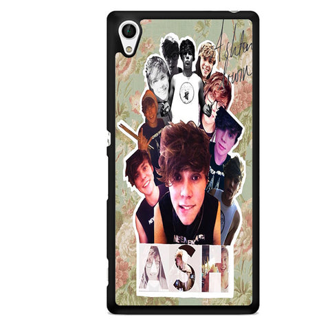 5 Seconds Of Summer Ash TATUM-76 Sony Phonecase Cover For Xperia Z1, Xperia Z2, Xperia Z3, Xperia Z4, Xperia Z5