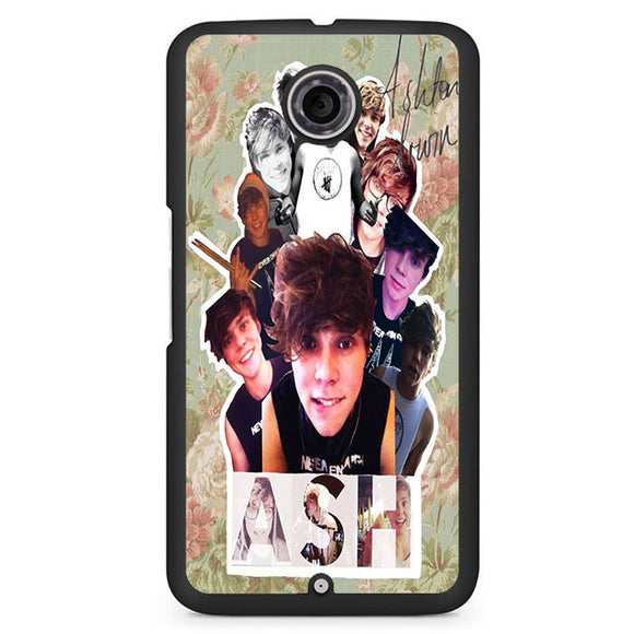 5 Seconds Of Summer Ash TATUM-76 Google Phonecase Cover For Nexus 4, Nexus 5, Nexus 6 - tatumcase