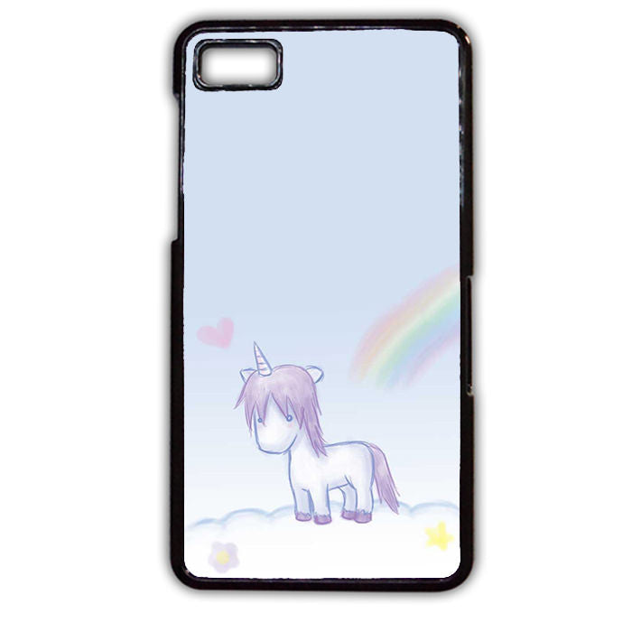 A Lovely Unicorn TATUM-191 Blackberry Phonecase Cover For Blackberry Q10, Blackberry Z10 - tatumcase