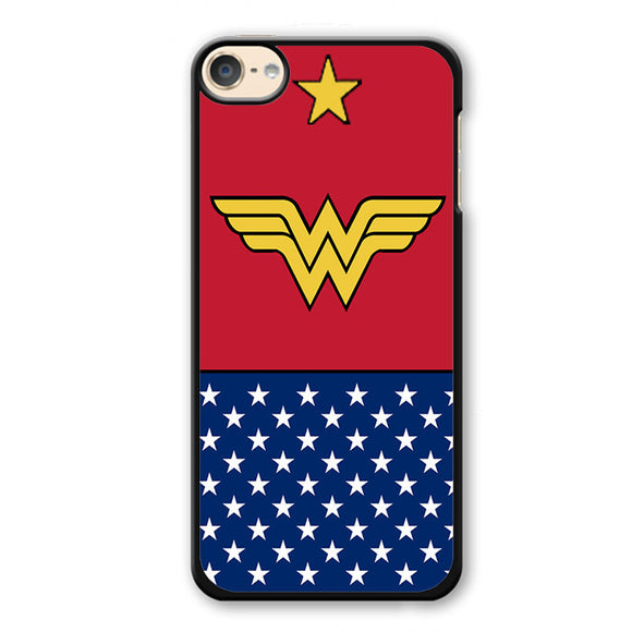 Wonderwoman Suit Phonecase Cover Case For Apple Ipod 4 Ipod 5 Ipod 6