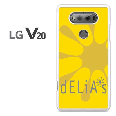 yellow delias - LG V20 Case - Tatumcase