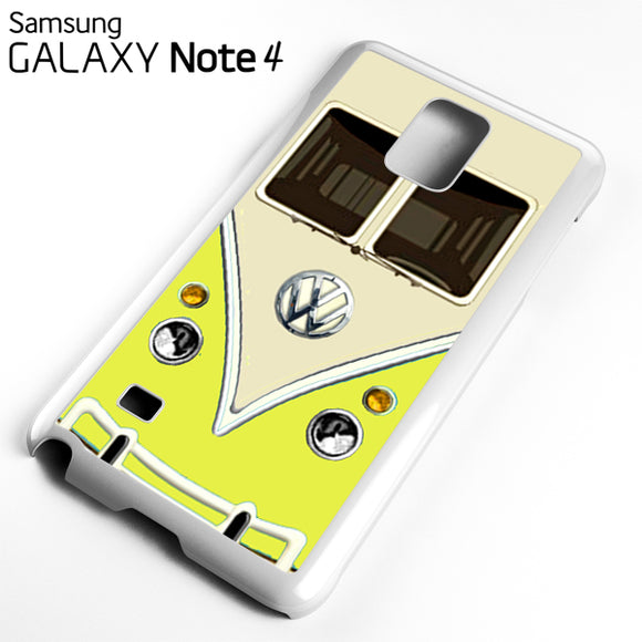 yellow - Samsung Galaxy Note 4 Case - Tatumcase
