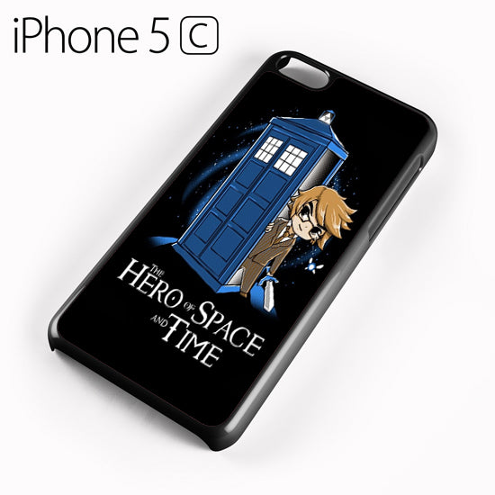 zelda tardis hero of space and time - iPhone 5C Case - Tatumcase