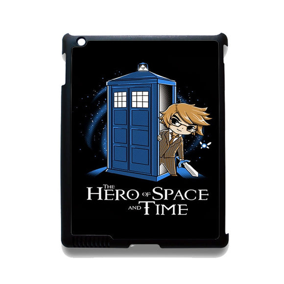 Zelda Tardis Hero Of Space And Time TATUM-12212 Apple Phonecase Cover For Ipad 2/3/4, Ipad Mini 2/3/4, Ipad Air, Ipad Air 2
