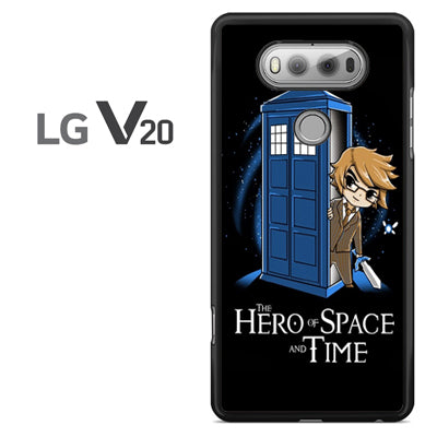 zelda tardis hero of space and time - LG V20 Case - Tatumcase