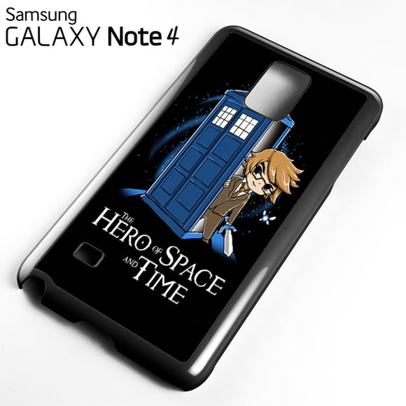 zelda tardis hero of space and time - Samsung Galaxy Note 4 Case - Tatumcase