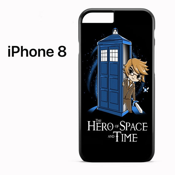 zelda tardis hero of space and time - iPhone 8 Case - Tatumcase