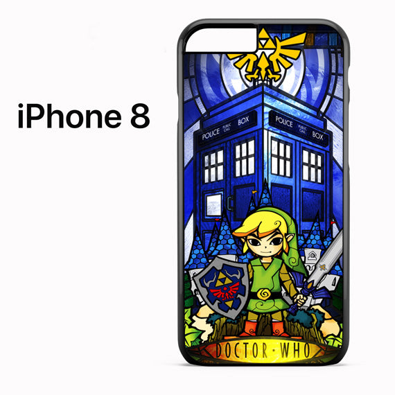 zelda tardis - iPhone 8 Case - Tatumcase