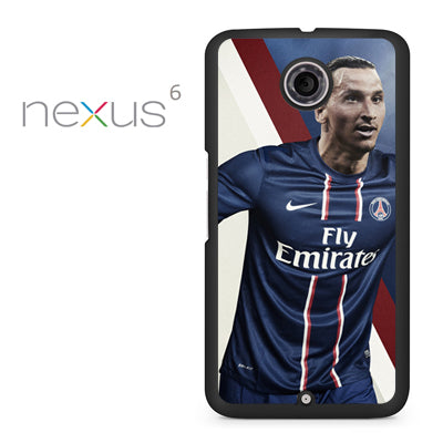 zlatan ibrahimovic - Nexus 6 Case - Tatumcase