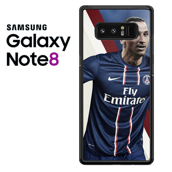 zlatan ibrahimovic - Samsung Galaxy Note 8 Case - Tatumcase