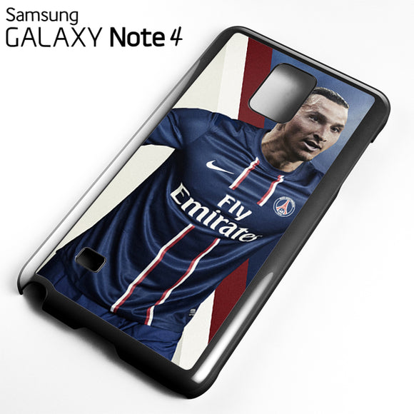 zlatan ibrahimovic - Samsung Galaxy Note 4 Case - Tatumcase