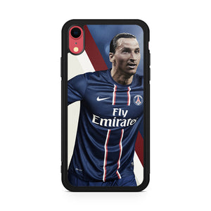zlatan ibrahimovic,Custom Phone Case, iPhone XR Case, Tatumcase