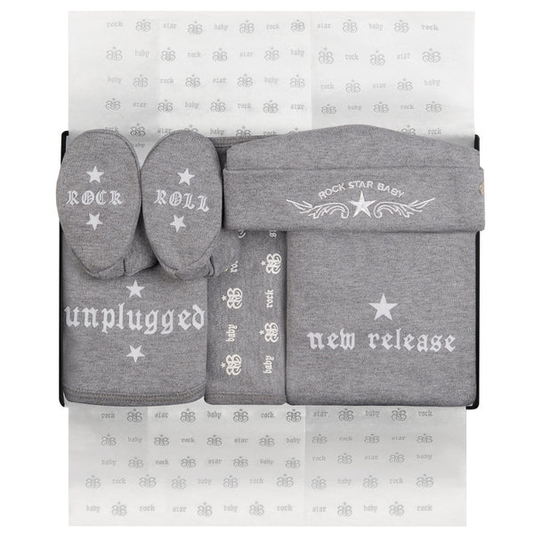 "Starterset ""Unplugged"" grey"