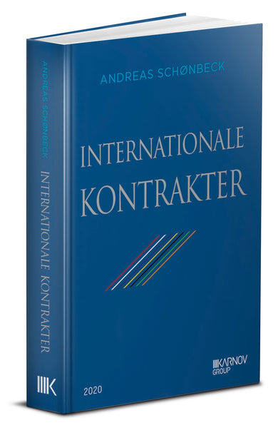 Bog: Internationale kontrakter
