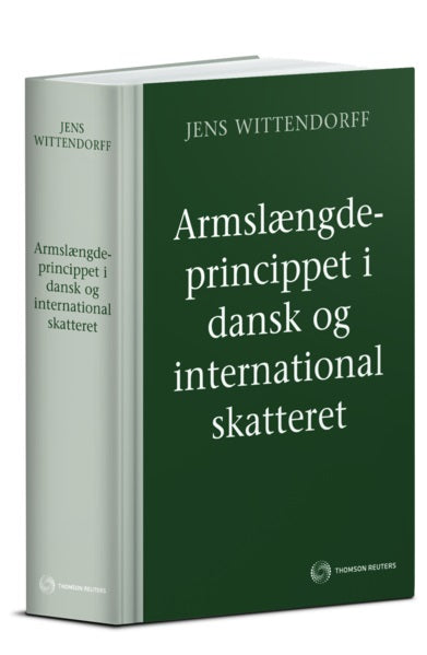 Armslængdeprincippet i dansk og international skatteret