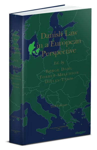 Bog: Danish Law in a European Perspective