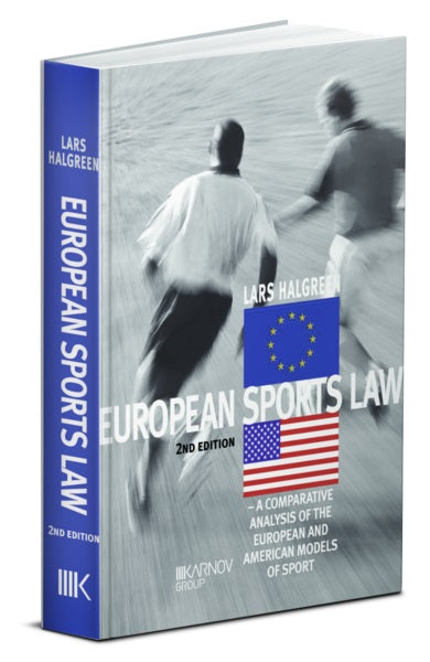 Bog: European Sports Law