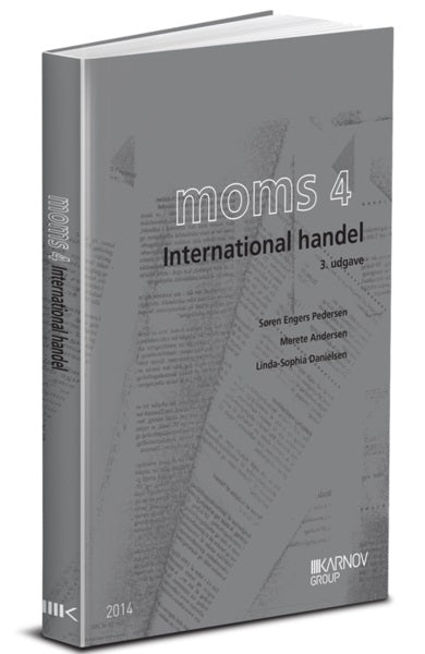 Moms 4 - International Handel, 4. Udgave