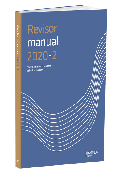 Bog: Revisormanual 2020-2