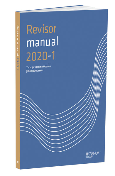 Bog: Revisormanual 2020-1