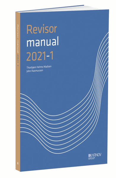 Revisormanual 2021-1 - Abonnement