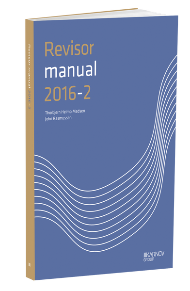 Revisormanual 2016-2 - Abonnement