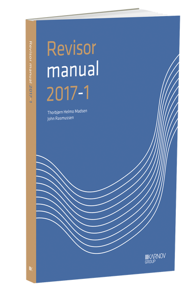Bog: Revisormanual 2017-1