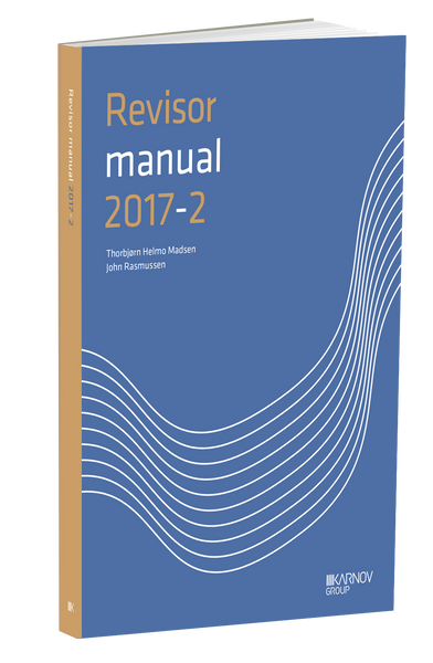 Bog: Revisormanual 2017-2