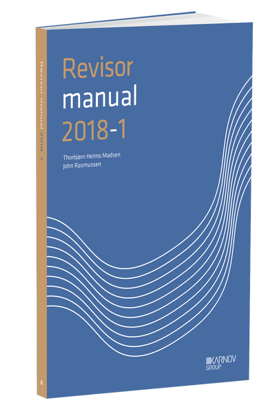 Bog: Revisormanual 2018-1