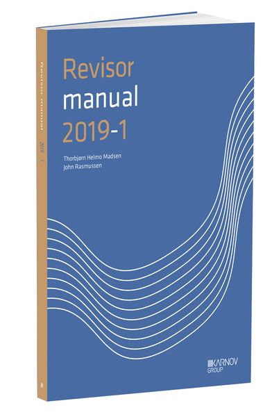 Bog: Revisormanual 2019-1